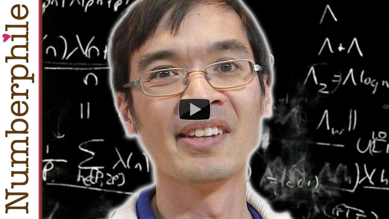 The World's Best Mathematician (*) - Numberphile
